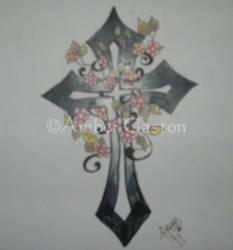Cross of Faith by XEROCiDE79