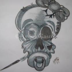 Skull of Cute by XEROCiDE79