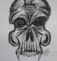 Skull by XEROCiDE79