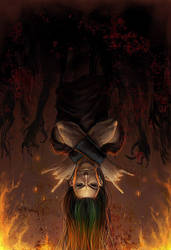 +Dead Crowley+ by RinoaPereira