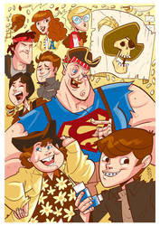 Goonies by VirtualBarata