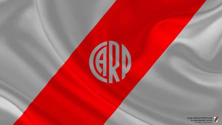 River Plate, Bandera by fabricioabella