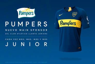Boca Main Sponsor by fabricioabella