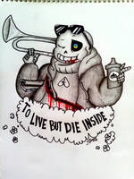Sans: To live but die inside by HTF-ADTI-MLP100606