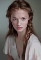 Helena Mckelvie by CristinaDeElias