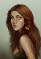 Gold by CristinaDeElias