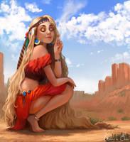 Pretty Hippie by CristinaDeElias