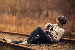 Railroad by JunKarlo