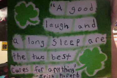 Irish Proverb. by romancewritereitak47