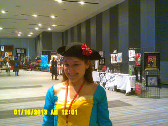 My Beatrice Whaley Cosplay by romancewritereitak47