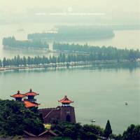 Mo Hill, Wuhan by JeanFan