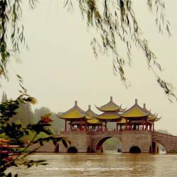 Shou Xi Hu, Yangzhou by JeanFan