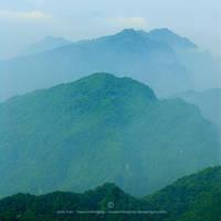 Wudang Mountain, Hubei by JeanFan