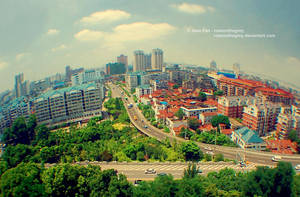 A Tale of Two Cities by JeanFan