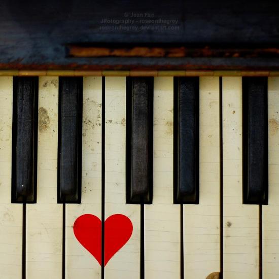 keys to my heart by JeanFan