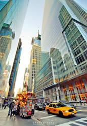 New York City, New York by JeanFan