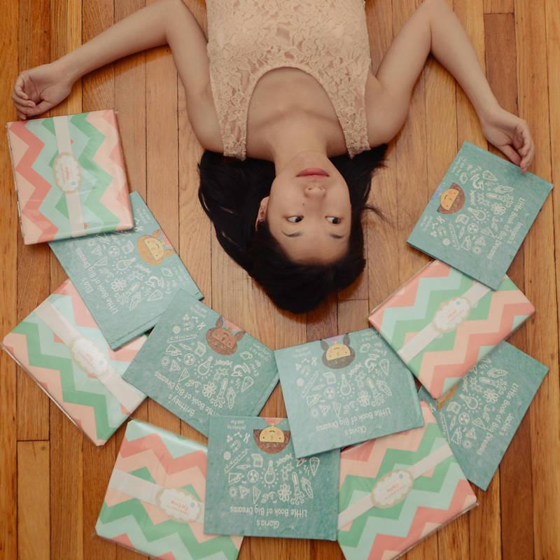 Little Books. Big Dreams. by JeanFan