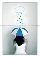 Cuz it's always rainin... by JeanFan