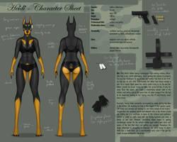 Character - Heidi by AK2thousand