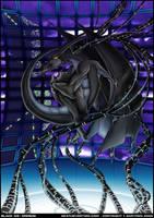Black Ice : Erebos by scryren