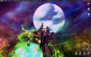 Current Desktop by scryren