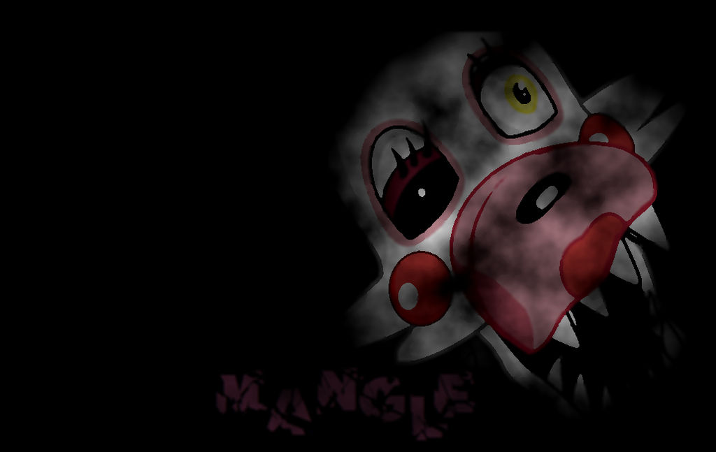 The Mangle Desktop Wallpaper Free To Use By Angelofthewisp
