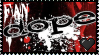 Dope (Band) Fan - Stamp by AngelOfTheWisp