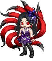 demon goth matsuri by matsuri2009