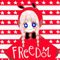 FREEDOMMMM by BIackCat