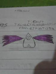 Fakemon: No ???/ Triuija by alexjandrito