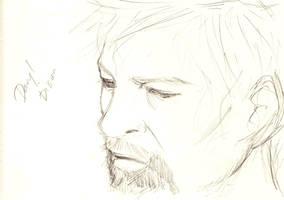 TWD - Daryl Dixon by tomom1K
