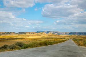 Desert Road by Rubengda