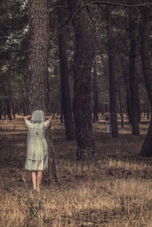 hide and seek by Rubengda