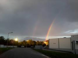 Double rainbow 3 by Rayno6