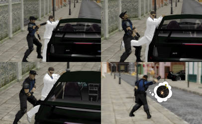 F**k the police #2 by Safier887