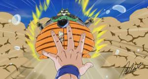 Daddy!! - Dragon Ball Cell Saga by DBKAI