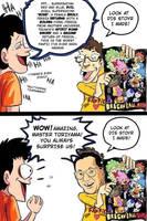 Dragon Ball Super is (a terrible) fanfic! by DBKAI