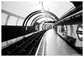 London Underground by davidfx