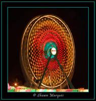 Ferris Wheel Time Exposure by hey-man-nice-shot