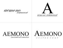Aemono Logo 1 by NikonD50