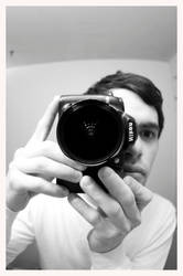 Mirror Self Portrait by NikonD50