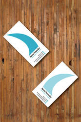 Personal Business Cards by NikonD50