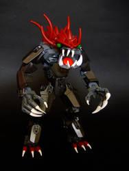Garagorg the Beast by Djokson