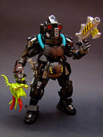 The Exterminator by Djokson