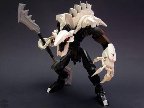 Son of Makuta - Anger by Djokson