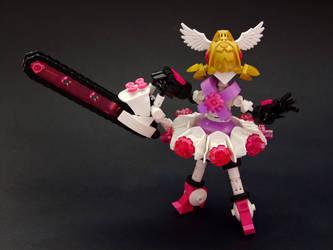 Glittersaw Princess Hikari by Djokson