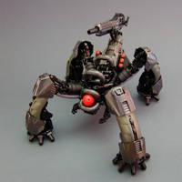 Gorilla Scorpio by Djokson