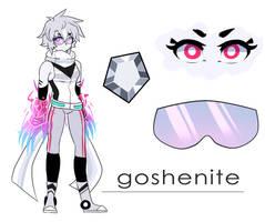 SU  - Goshenite by kraytt-05
