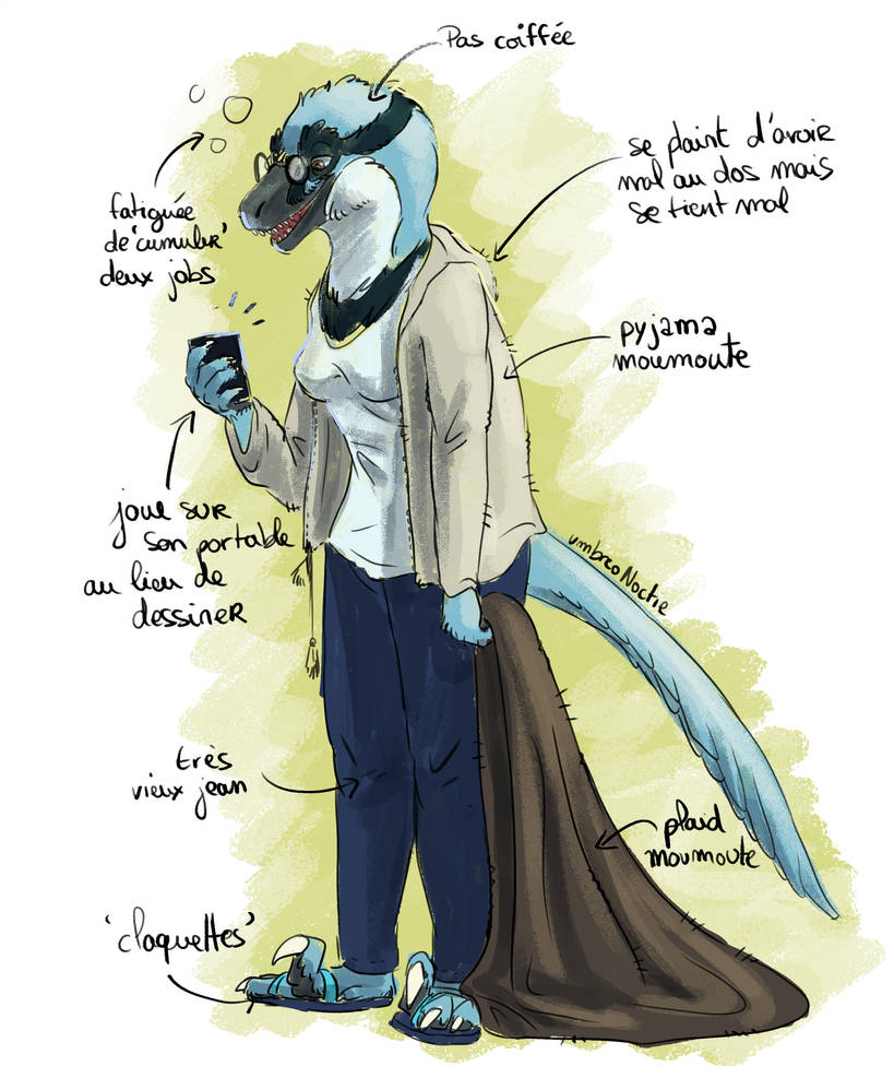 Freelance Fashion Week - French by UmbreoNoctie