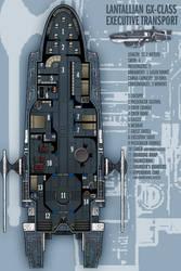 Lantallian GX-Class Exec. Transport by boomerangmouth
